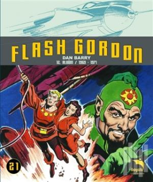 Flash Gordon 21. Cilt