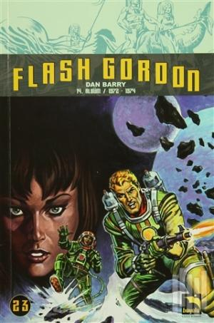 Büyülü Dükkan | Flash Gordon 23. Cilt | Dan Barry
