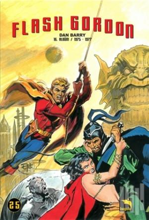 Flash Gordon 25. Cilt