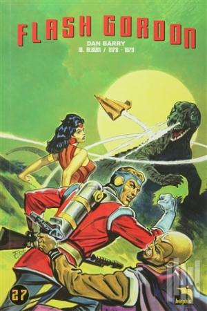 Flash Gordon 27. Cilt