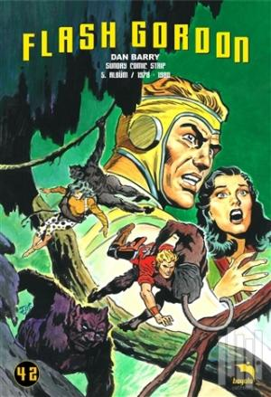Flash Gordon 42. Cilt