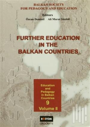 Further Education in The Balkan Countries Volume  2