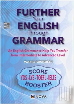Nova Yayıncılık | Further Your English Through Grammar | Muhittin Faru