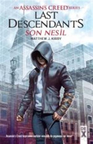 Matthew J. Kirby Assassins Creed Series Son Nesil Sc | kitapambari.com