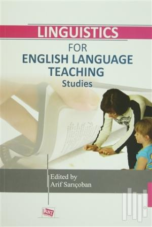 Anı Yayıncılık | Linguistics for English Language Teaching Studies | A