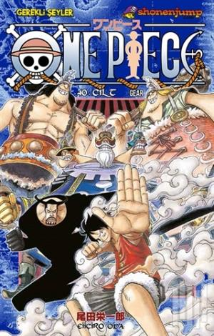 One Piece 40. Cilt