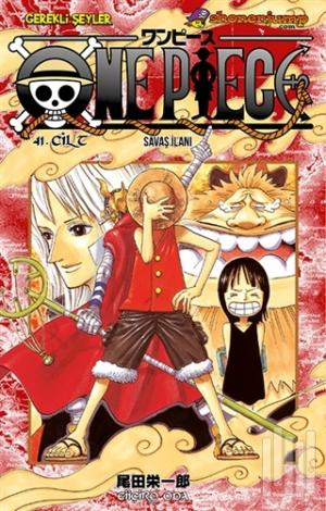 One Piece 41. Cilt