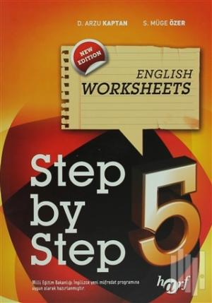 Step by Step 5: English Worksheets