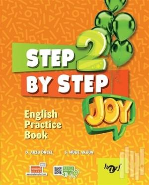 Step By Step Joy 2. Sınıf English Practice Book