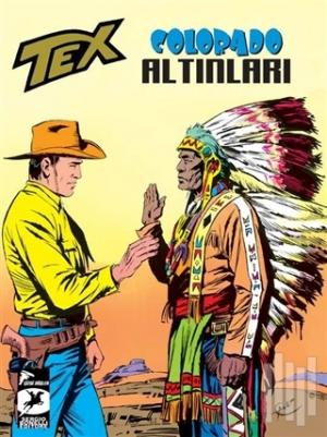 Tex Klasikler Seri 17 - Colorado Altınları / Grand Canyon