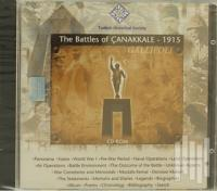 Kolektif The Battles of Çanakkale 1915 (CD-ROM) | kitapambari.com