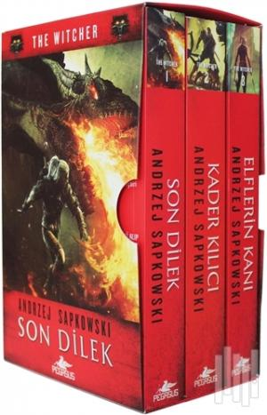 The Witcher Seti (3 Kitap)