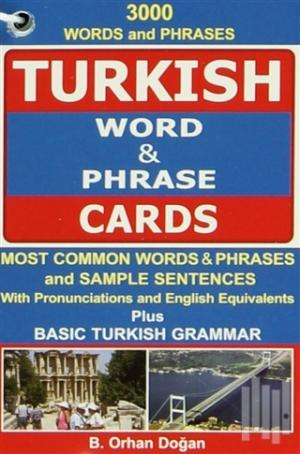 Turkish Word and Phrase Cards