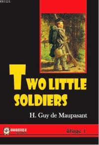 Two Little Soldiers | Guy de Maupassant | kitapambari.com