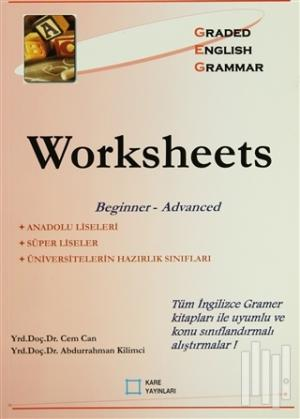 Worksheets Beginner - Advanced