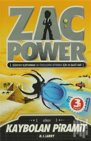 Zac Power 3 Kaybolan Piramit