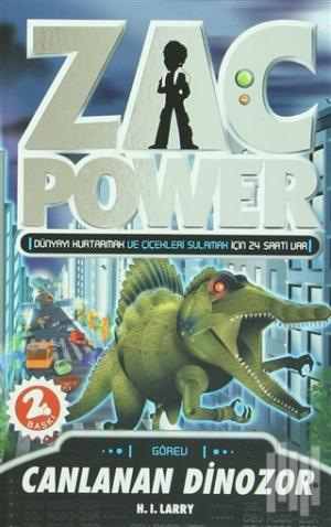 Zac Power - Canlanan Dinozor