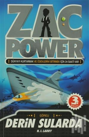 Zac Power Derin Sularda