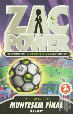 Zac Power - Muhteşem Final