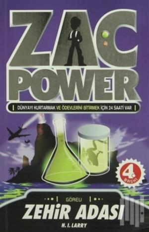 Zac Power - Zehir Adası
