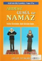 Abdest, Gusül ve Namaz Kur'an Dili ElifBası Kod: 015