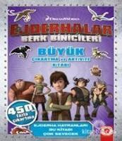 Ejderhalar Berk Binicileri / Çıkartma ve Aktivite Kitabı
