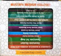 Mustafa Meşhur Külliyatı (18 Kitap- Kutulu)