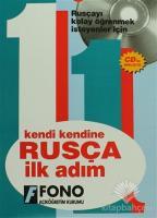 Rusça İlk Adım (2 CD'li)