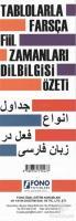 Tablolarla Farsça Fiil Zamanları Dilbilgisi Özeti