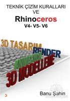 Teknik Çizim Kuralları ve Rhinoceros V4-V5-V6