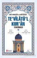 Te'vilatü'l Kur'an Tercümesi 11 (Ciltli)