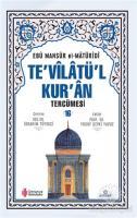 Te'vilatül Kur'an Tercümesi 16. Cilt