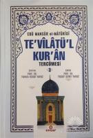 Te'vilatü'l Kur'an Tercümesi 3. Cilt
