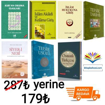 Ağrı ibrahim çeçen islami ilimler 1.sınıf 2.öğretim ders kitapları