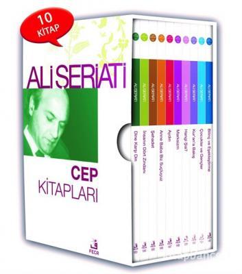 Ali Şeriati Cep Kitapları (10 Kitap) Dr. Ali Şeriati