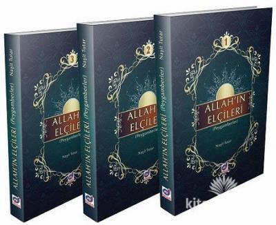 Allah'ın Elçileri Peygamberler (3 Kitap Takım) Naşit Tutar