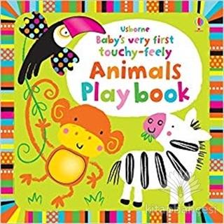 Animals Play Book