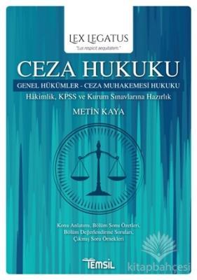 Ceza Hukuku Genel Hükümler - Ceza Muhakemesi Hukuku