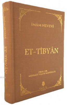 Et-tibyân İmam Nevevi