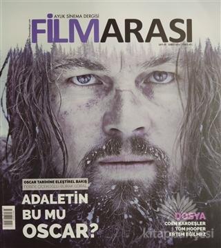 Filmarası Aylık Sinema Dergisi Sayı: 55 Şubat 2016