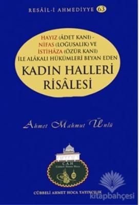 Kadın Halleri Risalesi - Resail-i Ahmediyye 63