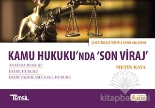 Kamu Hukuku'nda Son Viraj (Ciltli)