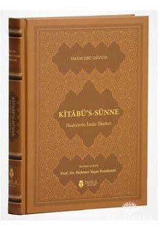 Kitâbü's-Sünne - Hadislerle İman İlkeleri (Ciltli Kapak) İmam Hafız Eb