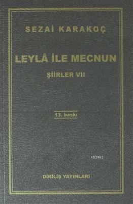 Leyla ile Mecnun Sezai Karakoç
