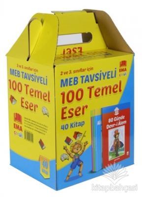 MEB Tavsiyeli 100 Temel Eser (40 Kitap Takım)