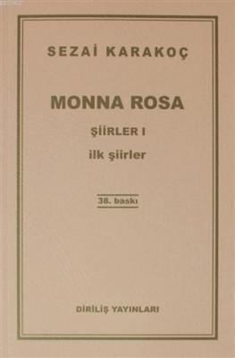 Monna Rosa Şiirler 1 Sezai Karakoç