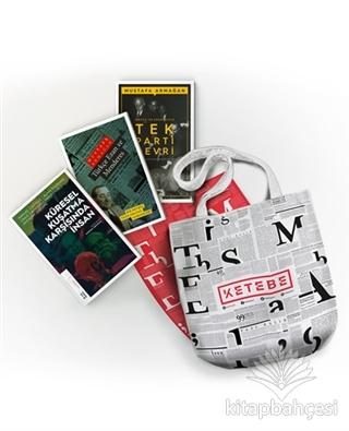 Mustafa Armağanla Yakın Tarih Seti (3 Kitap Takım) - Çanta Hediyeli