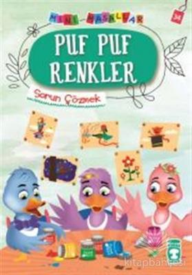 Puf Puf Renkler - Mini Masallar 4
