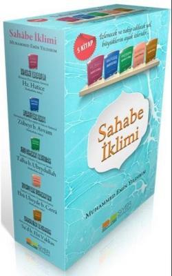 Sahabe İklimi (5 Kitap) Muhammed Emin Yıldırım