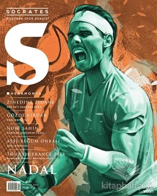 Socrates - Düşünen Spor Dergisi Sayı: 40 Temmuz 2018